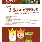 Hotel Restaurant Goger Haßfurt Drei Königs Essen